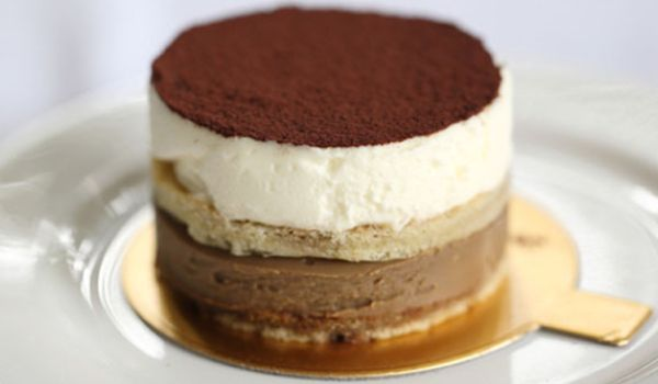 Almond Cookie Tiramisu