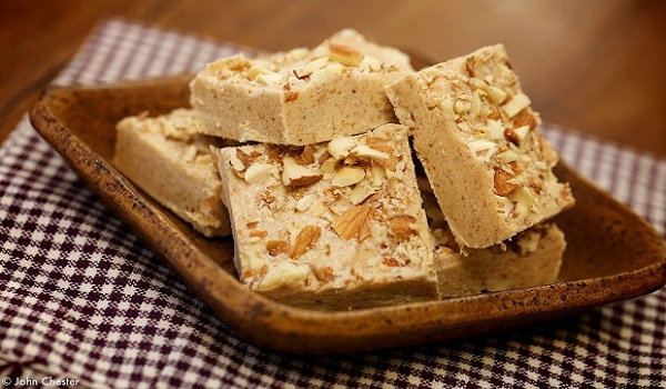 Almond Fudge Recipe