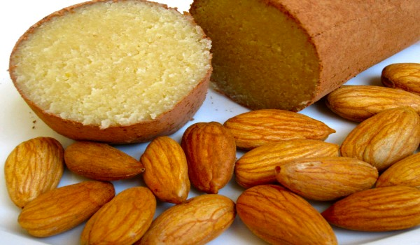 Almond Marzipan Recipe