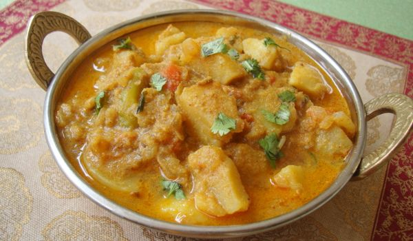 Aloo Kurma Recipe