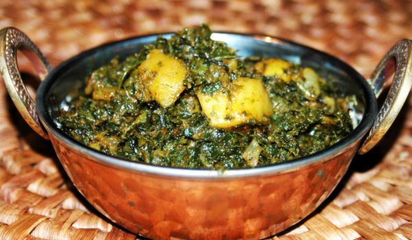 Aloo Methi Recipe