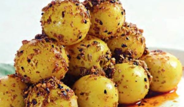 Amla Ka Achar Recipe