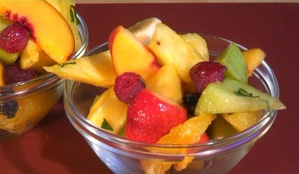 Ancient Greek Fruit Salad Recipe