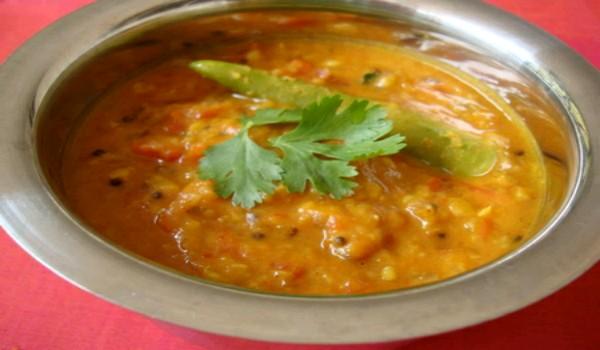 Andhra Pappu Recipe