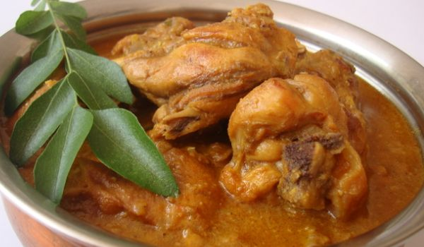 Andhra Spicy Chicken Curry Recipe