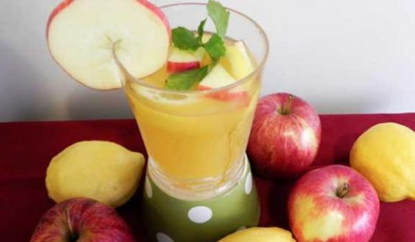 Apple Julep Recipe