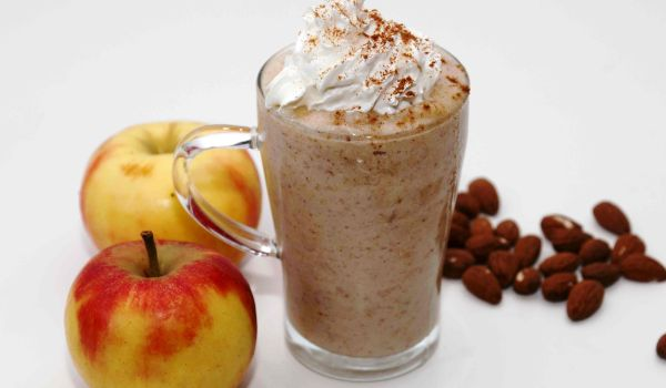 Apple Milk Shake Recipe