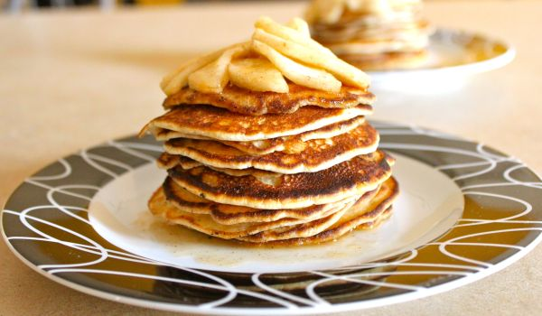 Apple Pancakes Recipe
