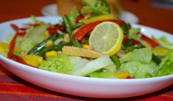 Baby Corn and Bean Salad