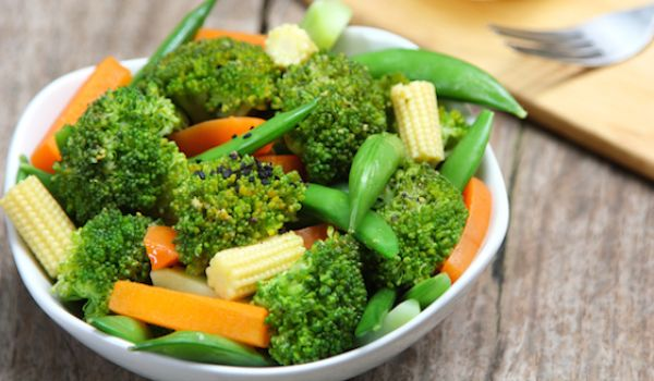Baby Corn Broccoli