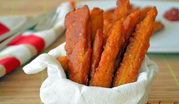 Baby Corn Finger Chips