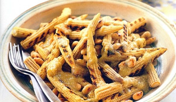 Baby Corn Salad Recipe
