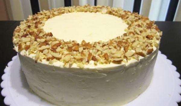 Badam Cake