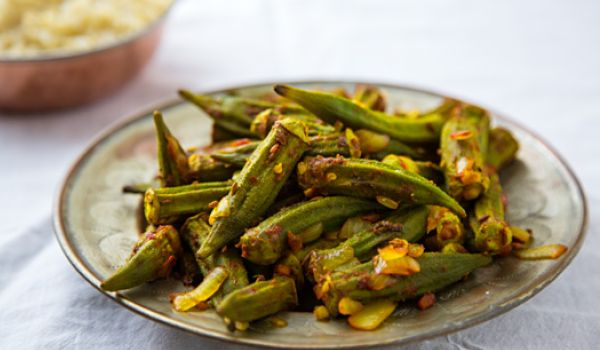 Baked Okra Recipe