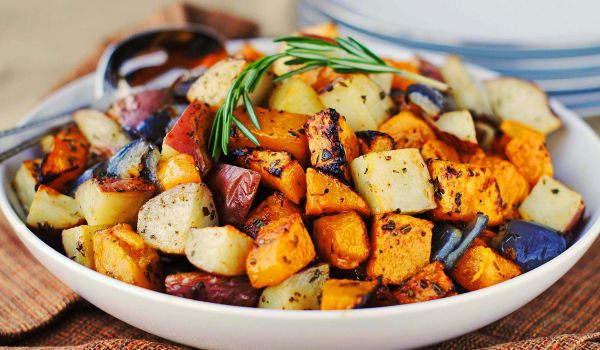 Baked Vegetables Recipe