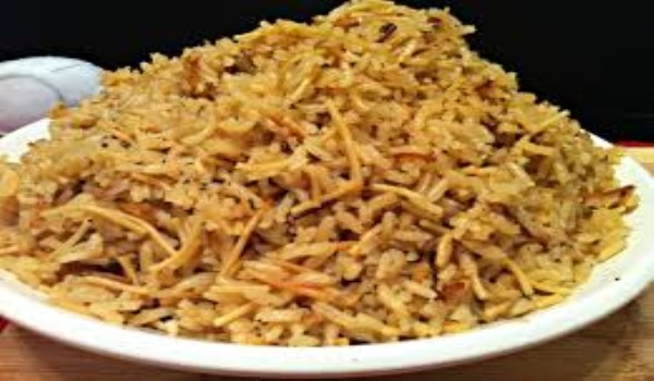 Beef Rice Pilaf Recipe