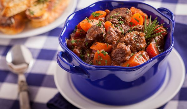 Beef Vegetable Stew Recipe