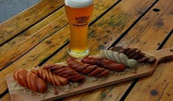 Beer Sausage