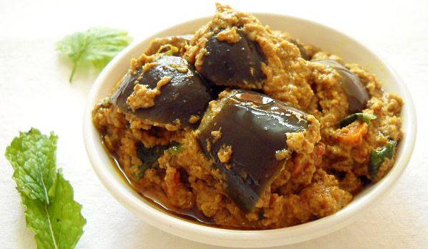 Bharleli Vangi Recipe