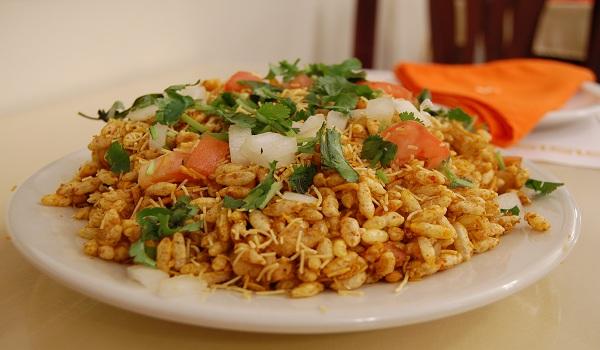 Bhel Poori Recipe