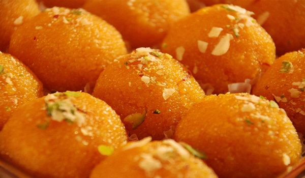 Boondi Laddoo Recipe