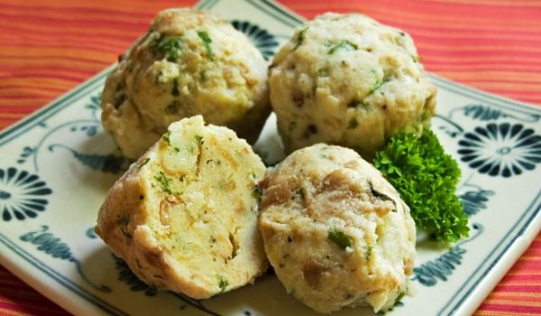 Bread Dumpling Recipe