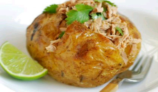 British Jacket Potato