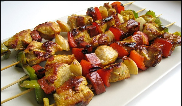 Brochette Recipe - How To Make Brochette - Prepare Simple & Easy ...