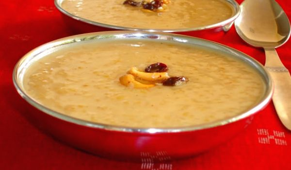 Broken Wheat Kheer Recipe