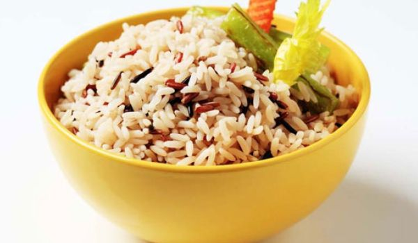 Brown Cinnamon Rice
