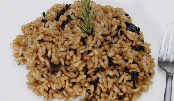 Brown Rice Risotto Recipe
