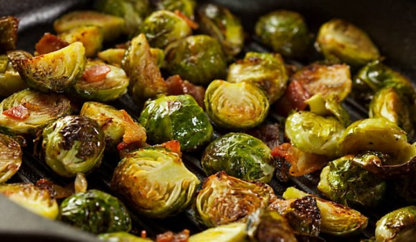 Brussels Sprouts And Smoked Bacon