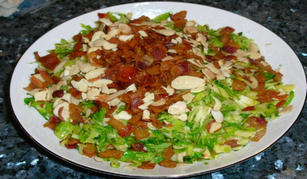 Brussels Sprouts With Walnuts Recipe