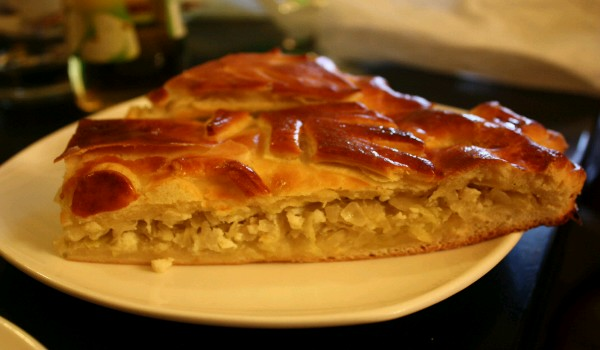 Cabbage Pie Recipe