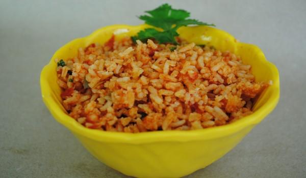 Calico Rice Recipe