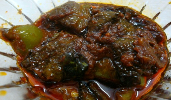 Capsicum Pickle