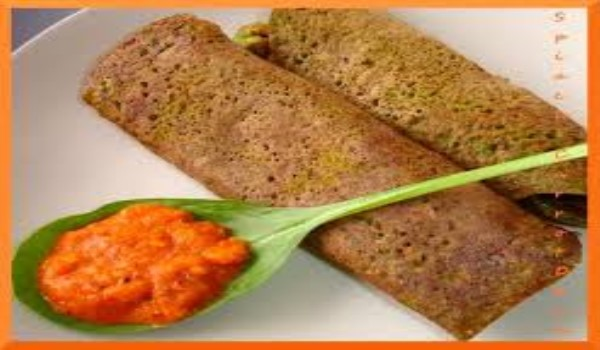 Carrot Dosa Recipe