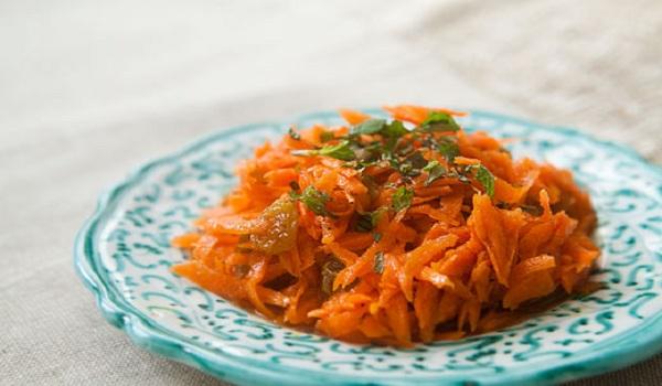 Carrot Orange Salad Recipe