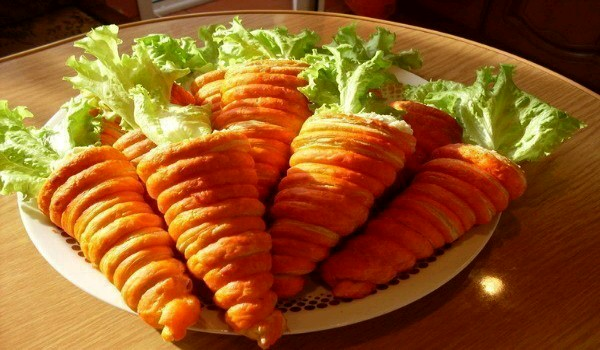Carrot Pastry Recipe