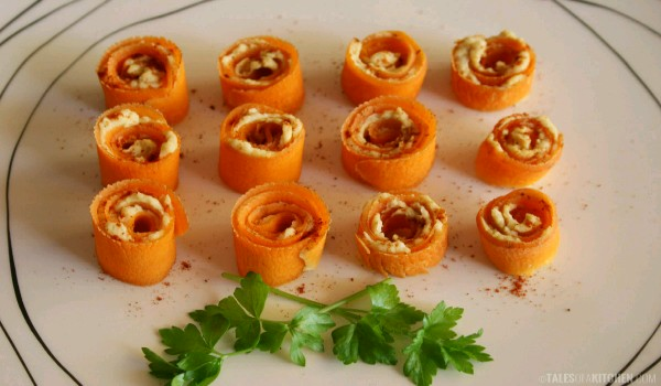 Carrot Rolls