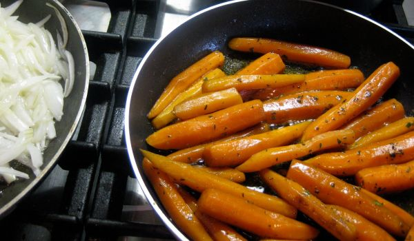 Carrots in Beer