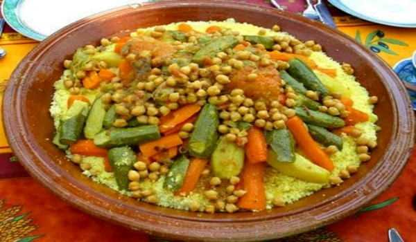 Casablanca Couscous