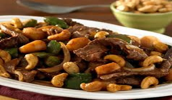 Cashew Beef Recipe