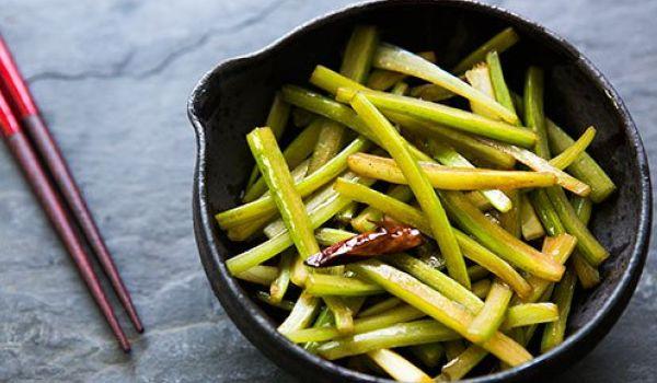 Celery Japanese Style