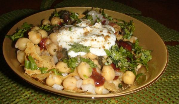 Chana Chat Recipe