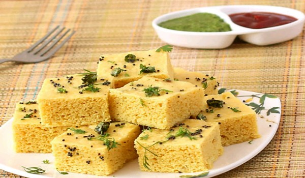 Chana Dal Dhokla Recipe