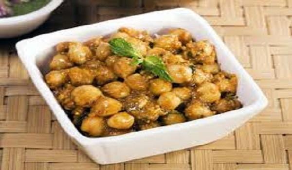 Chana Usal Recipe
