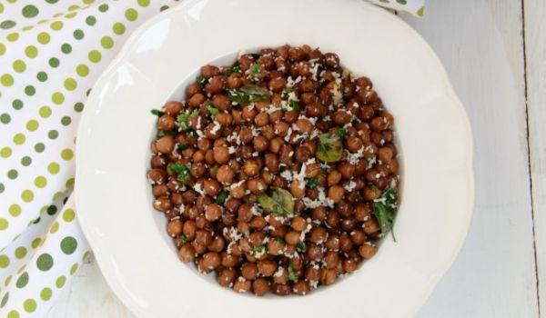 Chana Usli Recipe