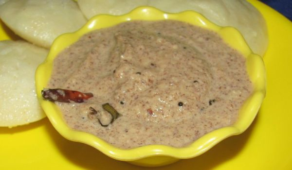 Chane Ki Chutney Recipe