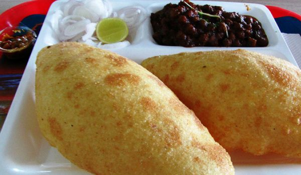Channa Bhatura Recipe